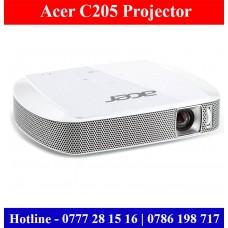 Acer C205 multimedia projectors price Sri Lanka. Acer C205 projectors for sale