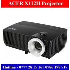 ACER X112H Multimedia Projectors Price Sri Lanka. ACER X112H for sale Sri Lanka