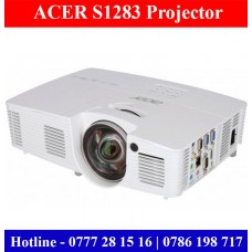 ACER S1283 HNE Multimedia Projectors Price Sri Lanka. Projectors for sale