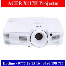 ACER X117H Multimedia Projectors price Sri Lanka. ACER X117H Projectors for sale