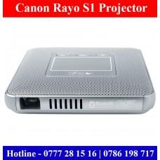 Canon Rayo S1 LED wifi Projectors sale price Sri Lanka