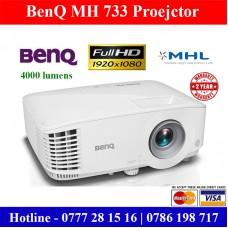 BenQ MH 733 FullHD 4000 Lumen Projectors Sri Lanka sale Price