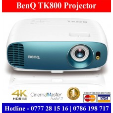BenQ TK800 4K Home Cinema Projectors sale Price in Sri Lanka