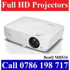 BenQ MH534 Full HD Projectors Sale in Sri Lanka.