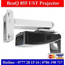 BenQ 855 UST Short Throw Projectors Sri Lanka | Short Throw Projector Price