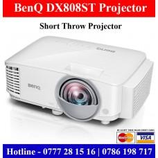 BenQ DX808ST Short Throw Projectors sale price Sri Lanka