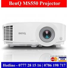 Benq MS550 Projectors sale Colombo, Sri Lanka | BenQ Projectors