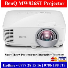 BenQ MW826ST Projector with Interactive unit | Interactive Projector
