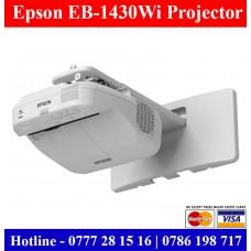 Epson EB-1430Wi Multimedia Projectors Sri Lanka Price. Wifi Projectors Sri Lanka