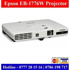 Epson EB-1776W Projector Price in Sri Lanka. Epson Business Projectors