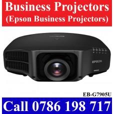 Epson EB-G7905U Business Projectors Sri Lanka sale Price