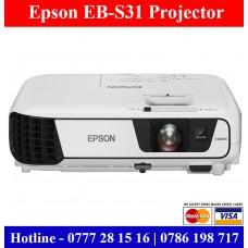 Epson EB-S31 Projector Price Sri Lanka. Epson EB_S31 Projectors for sale in Sri Lanka