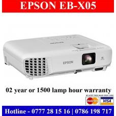 Epson EB-X05 Projectors sale Colombo, Gampaha in Sri Lanka