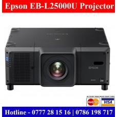 Epson EB-L25000U Business Projectors sale Colombo, Sri Lanka   4K Projector