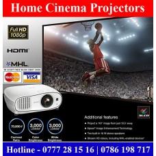 Home Cinema Projectors sale Colombo, Sri Lanka   Epson EH TW6700 Projector