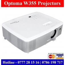 Optoma W355 WXGA Projectors Sale in Colombo, Sri Lanka
