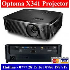Optoma X341 Projectors Sale Colombo, Sri Lanka | Optoma Dealers Sri Lanka